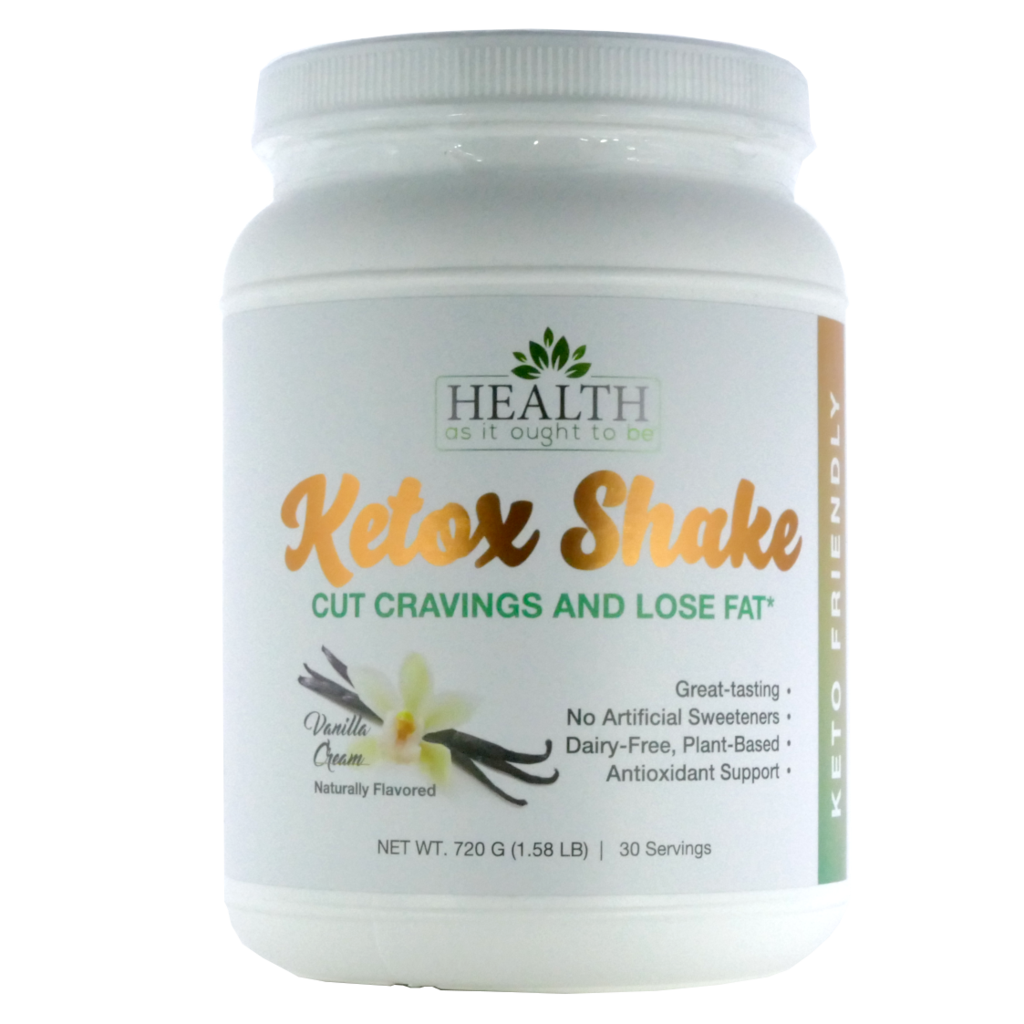 3 Great Reasons to Get The KETOX Shake