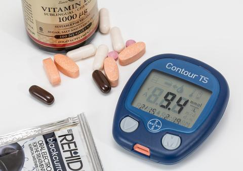 Vitamin D-3 Does Something Amazing for Blood Sugar
