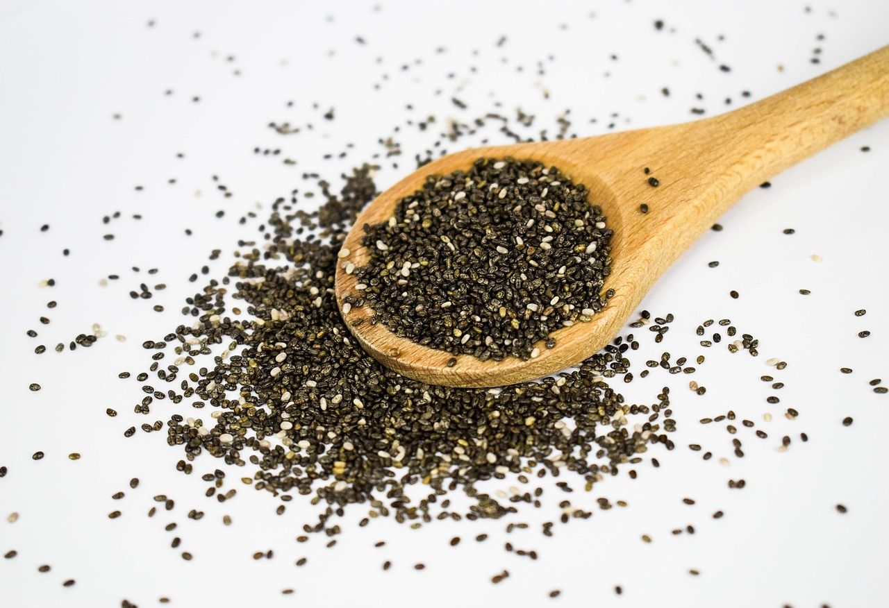 4 Health-Based Reasons To Eat More Chia Seeds