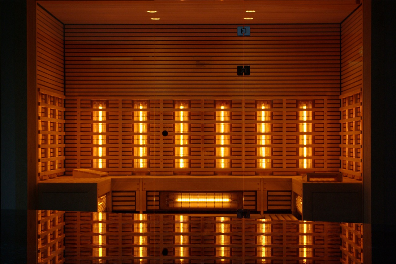 How Infrared Saunas Aid in Weight Loss