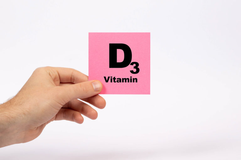 Vitamin D-3 (Great For Immune Support!)