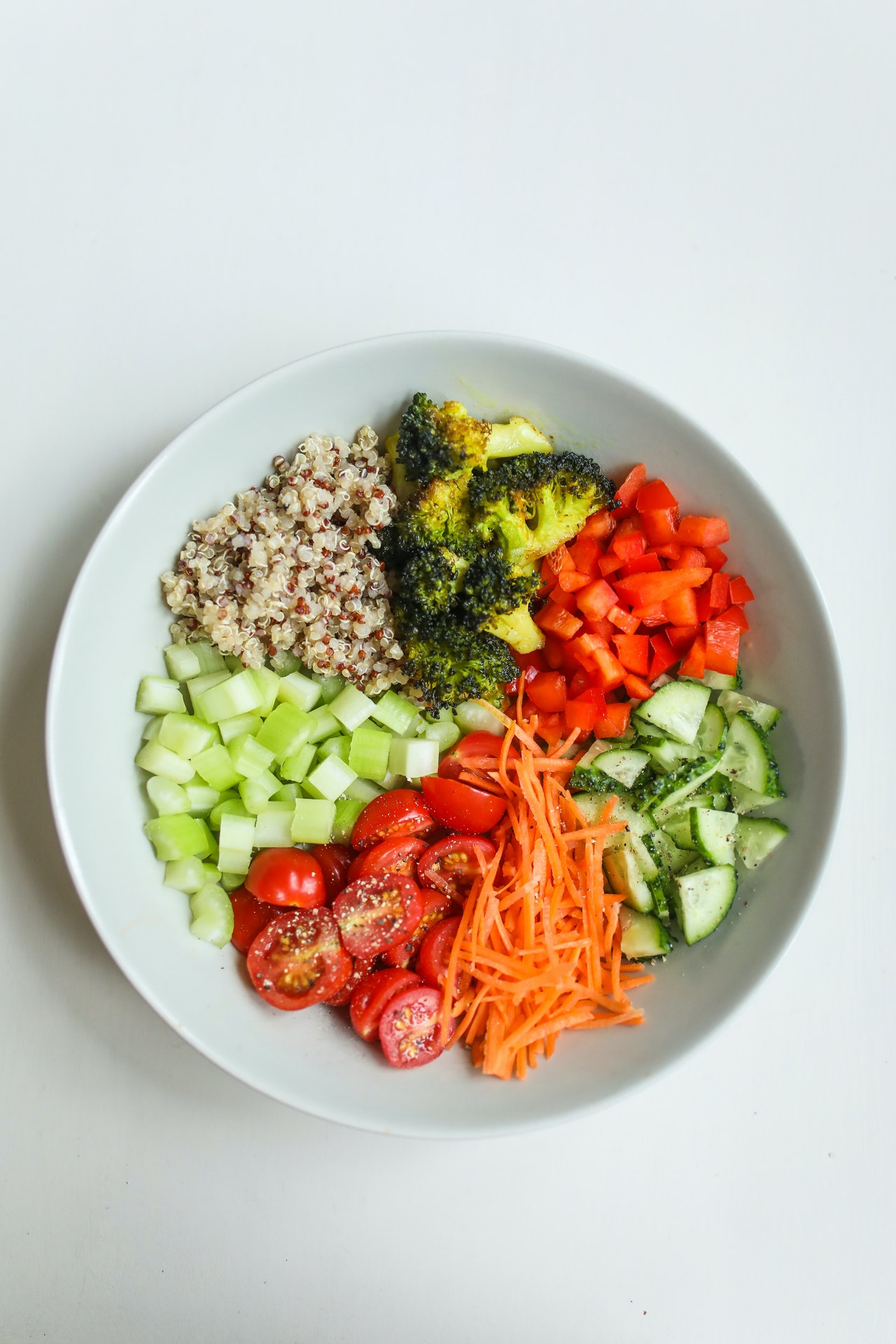 5 Easy Ways to Guarantee You Eat Enough Vegetables