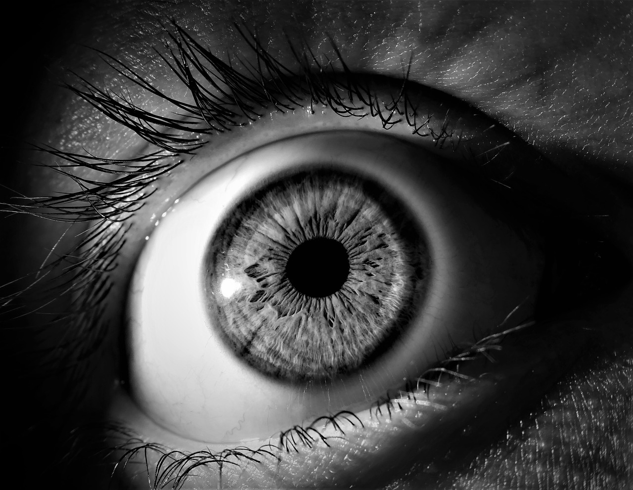 Dry Eyes: More Dangerous Than You'd Expect