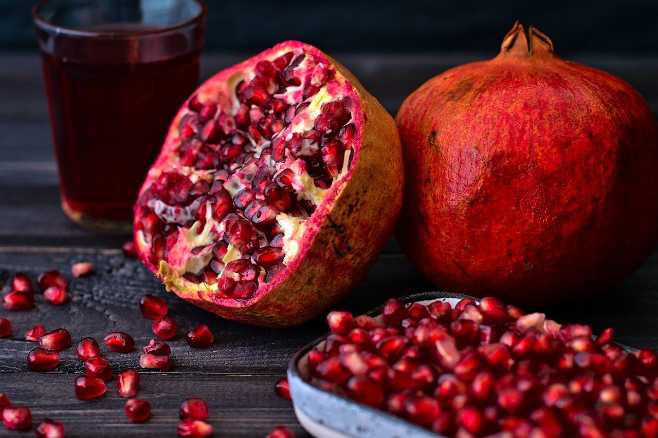 The Best Way to Eat Pomegranates